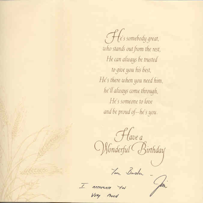 Imgenes De Hallmark Birthday Card For Him
